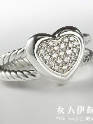 男女结婚戒指的戴法