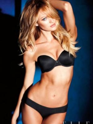 全球最性感内衣模特排行榜