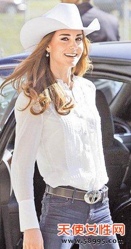 传凯特王妃怀孕6周 威廉王子送百万大礼迎头胎