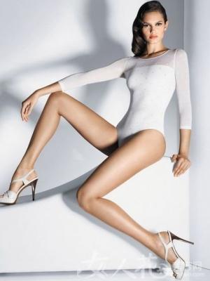 如何改善腿型不直