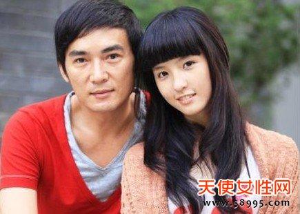 焦恩俊与女儿