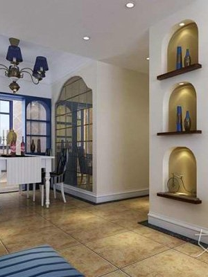 地中海风情独具风格的饰品、家具