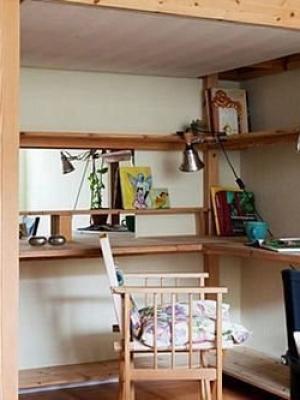 30平方米的公寓巧妙设计 空间零浪费