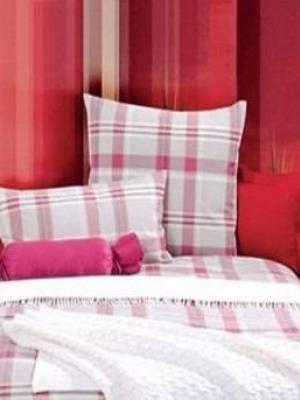 5款格纹布艺柔化了室内空间生硬的线条