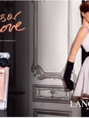 兰蔻珍爱爱恋香水 是对真爱无限微妙的永恒颂扬。