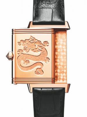 龙年来临时尚品牌腕表热衷玩转龙纹图案