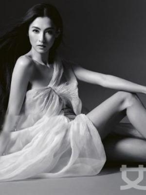 张柏芝坦言,身材对女星来说很重要,更容易获得商家的青睐。