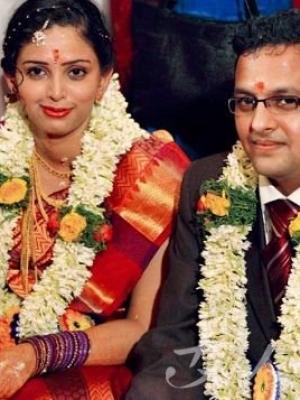 邂逅印度传统婚礼 奢华而唯美
