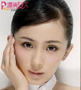 瘦脸需对症治疗才能有一张精致小脸