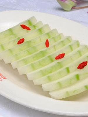 冬瓜清热解暑效果佳是夏季清热排毒圣品