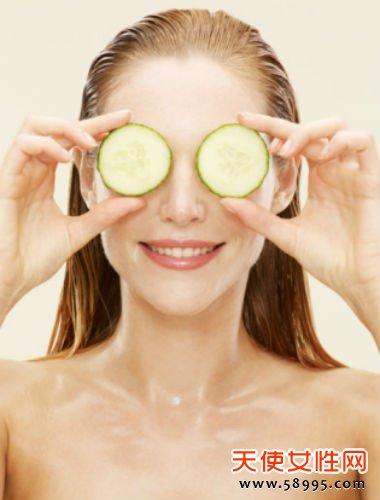 细数黄瓜的美容功效 可自制面膜美容祛斑等作