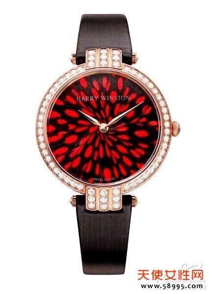 最值得入手的缤纷时装腕表