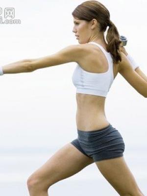 白领快速瘦腰 一月变身腰精