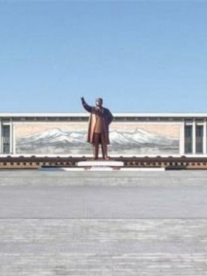 盘点世界上最隐秘的国家之一的朝鲜特色建筑