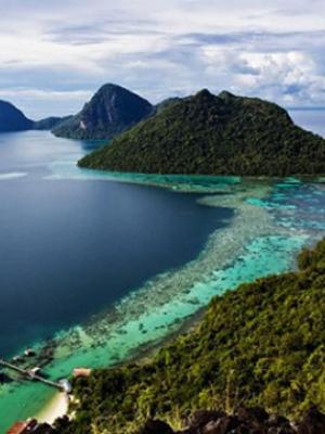 去马尔代夫水上屋卡帕莱岛度假