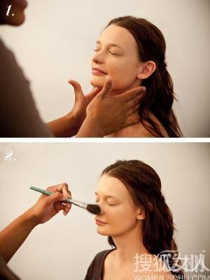 美妆大师教你清透不油腻的上妆法