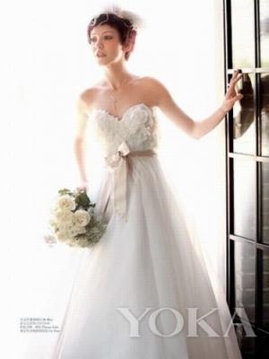 DIY新娘发型改变女性个性独特的时尚光彩