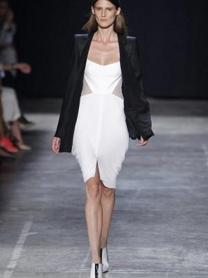 2013春夏纽约时装周之Narciso Rodriguez秀场