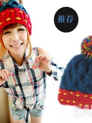 达人示范的5款经典流行帽 温暖又美丽