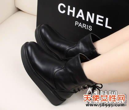 超美短靴气质女必备 小编支招助你时尚!