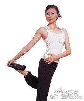 塑腰美臀瑜伽操 让你腰围更细臀部更翘