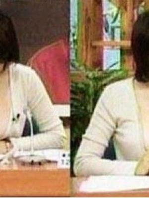 日本女主播酥胸暴露过半 网友无心睡眠