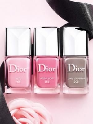 Dior 2013 春季彩妆系列 粉红色攻势来袭