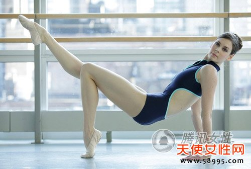 芭蕾舞教练塑造优雅身形秘诀