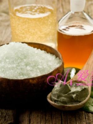 粗盐减肥法彻底清除水肿虚胖