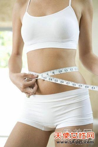 腹部赘肉怎么减 8招拥有小蛮腰