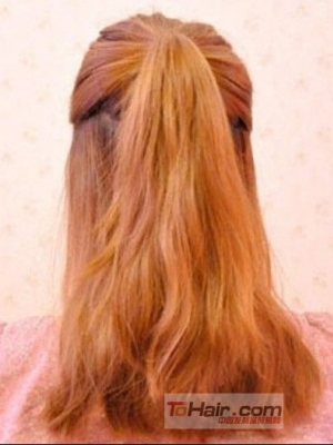 想拥有漂亮发型必学韩式编发