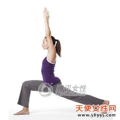 高效瑜伽9式 纤细苗条过冬天