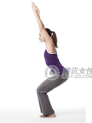 9式最具效果的减肥塑身瑜伽动作