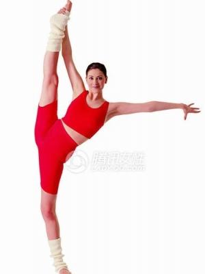 更多的锻炼来维持性感美腿